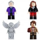 John Lennon Doctor Who Minifigures Lego Minifigures Compatible Building Toys