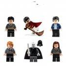 Harry Potter Philosopher Stone Minifigures Lego Compatible Toys