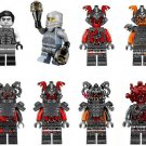 Ninjago sets Spinjitzu Snake corps The Wei Snake Minifigures Lego Compatible toys