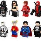 X-Men apocalypse Wolverine Professor minifigures Lego Compatible Toys X-Men sets