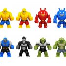 Big Super Heroes Minifigures Compatible Lego Marvel sets