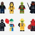 Blade How the Grinch Stole Christmas Minifigures Compatible Lego Movie Toy