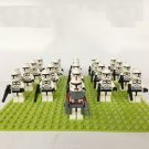 21pcs Clone Trooper Deviss Bacara Minifigures Compatible Lego Toy Star Wars sets
