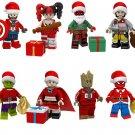 Christmas gift Batman Minifigures Compatible Lego Toy Superhero Christmas sets