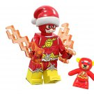 Superhero The Flash With The Flash Bear Minifigures Compatible Lego Toy Christmas gift