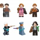Harry Potter Hogwarts School of Witchcraft and Wizardry Minifigures Compatible Lego movie sets