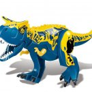 Blue Indominus Rex building block Toy Lego Compatible Dinosaur sets