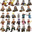 28pcs Hermione Ronald Severus Snape Minifigures Lego Compatible Harry Potter Toy