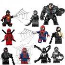 2019 Venom movie Super Heroes minifigures Lego Compatible Venom Toy