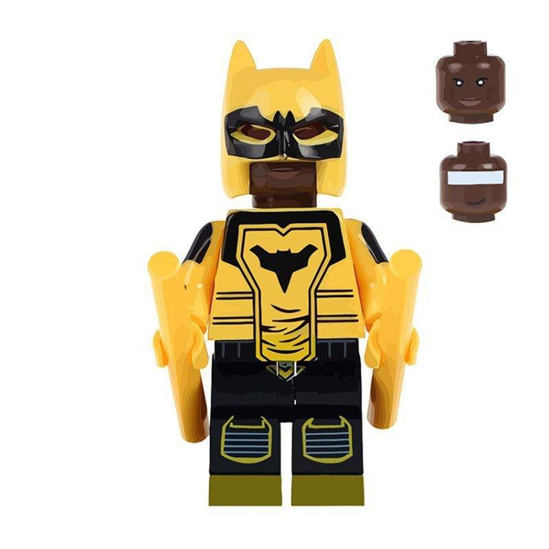 Duke Thomas DC Minifigures Lego Compatible Super Heroes set