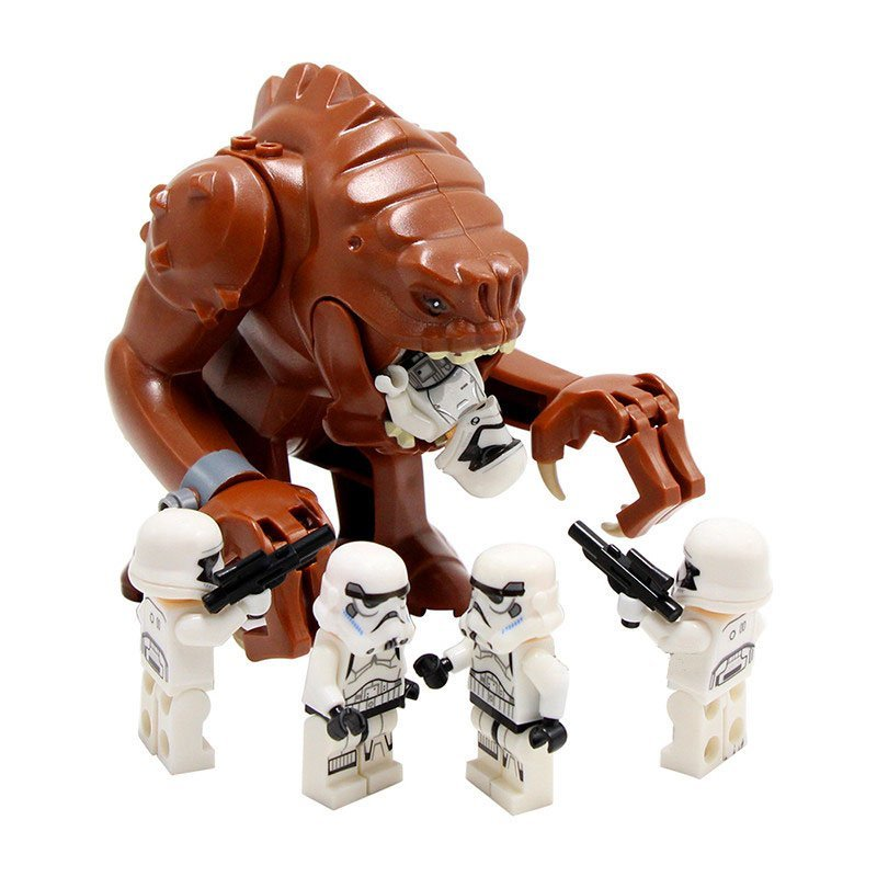 Imperial Stormtrooper Dewback Minifigures Lego Compatible Star Wars sets