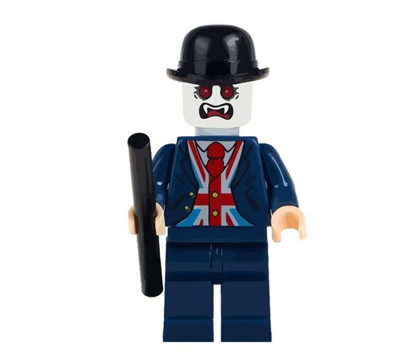 Interview with the Vampire Leicester Toy Compatible Lego Minifigures