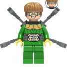 Spider-Verse Doctor Octopus Minifigures Compatible Lego Movie sets