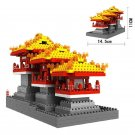 Daming Gong Palace Architecture Lego building Compatible Ideas Creator