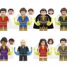 Shazam Freddy Freeman Darla Dudlley Lego Minifigures Compatible DC Shazam Toy