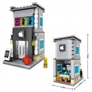 City Phone Store Building Toy Compatible Lego Convenience Store