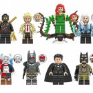 Justice League Super Heroes Lego Minifigures Compatible Toy