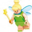 Tinker Bell Lego Minifigures Compatible Comics set