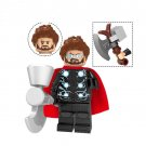 Thor Avengers Lego Minifigures Compatible Toy