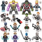 16pcs Avengers Endgame movie character Lego Minifigures Compatible Toy