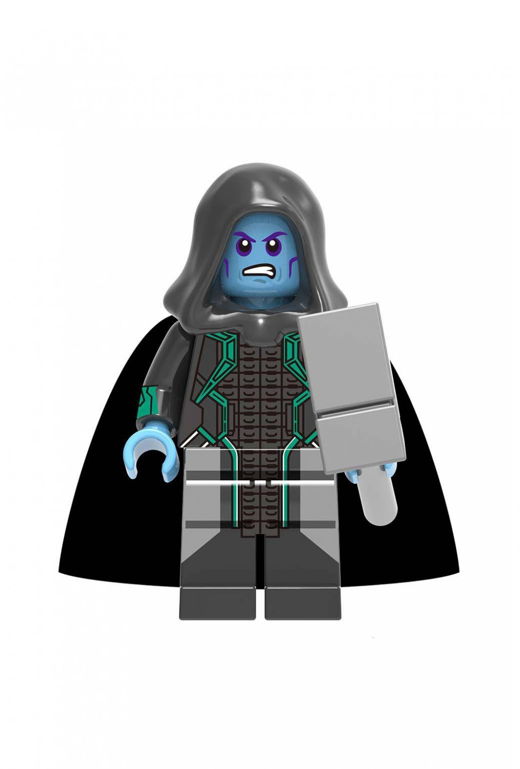 Ronan the Accuser Guardians of the Galaxy Lego Minifigures Compatible Toy
