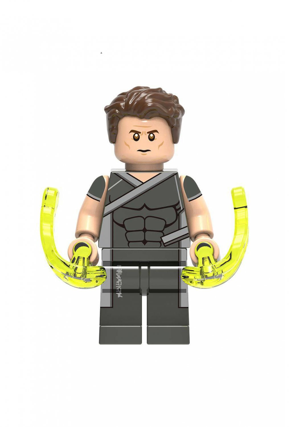 Mar-Vell Lego Minifigures Compatible Captain Marvel movie Toy
