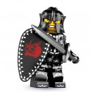 Evil Knight Lego Minifigures Series 7 Compatible Toy