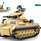 WW2 Germany Tank Soldiers Lego Minifigures Compatible Toy