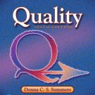 Quality 6th edition (What's New in Trades & Technology)