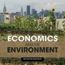 Economics and the Environment 7th edition
