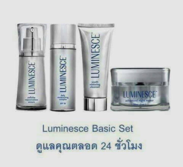 Luminesce set