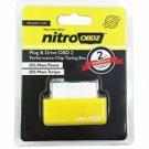 Nitro OBD2 Performance ECU Remap Power Chip Tuning Box For Petrol Gasoline Car