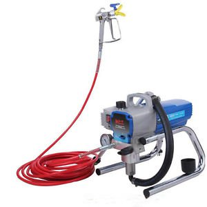 H680 High Pressure Airless Wall Paint Spray Gun Professional Sprayer Machine