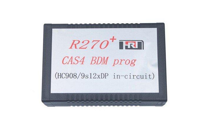 R270 V1.20 CAS4 BDM Key Programmer For BMW Cars (2001-2009) Auto Diagnostic Tool