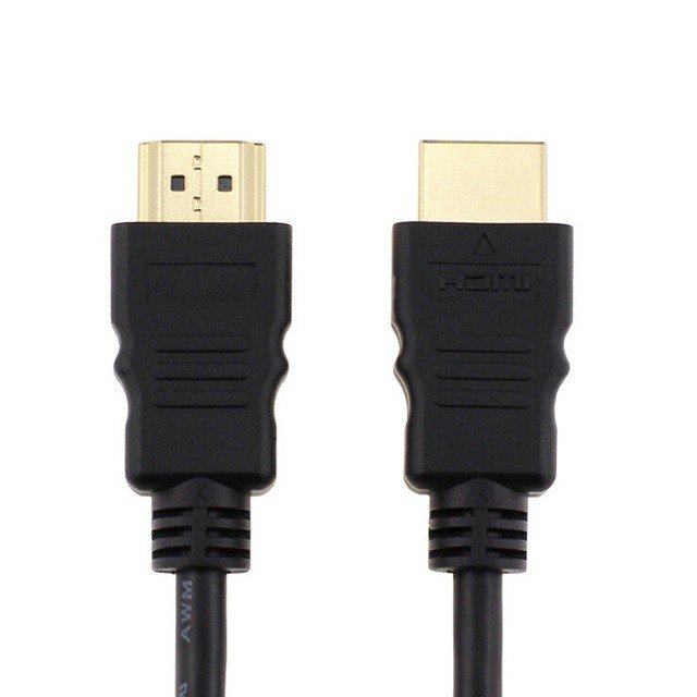 HDMI 2 Cable Cord For Game Console Wii Xbox Playstation 3 PS 4 Gold HD 1080p 4K