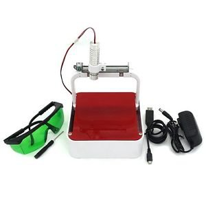 Hobby Desktop 500mW DIY Small Laser Engraver Mini Wood Marking Engraving Machine