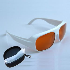 YAG 532nm 1064nm Multi Wavelength Laser Safety Glasses Eye Protection Goggles