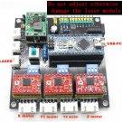 Laser Cube Control Board DCCDuino Nano Arduino Compatible CNC Dashboard 3 Axis