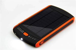 Portable Solar Power Universal Battery Charger Powerbank USB for Laptop Phone