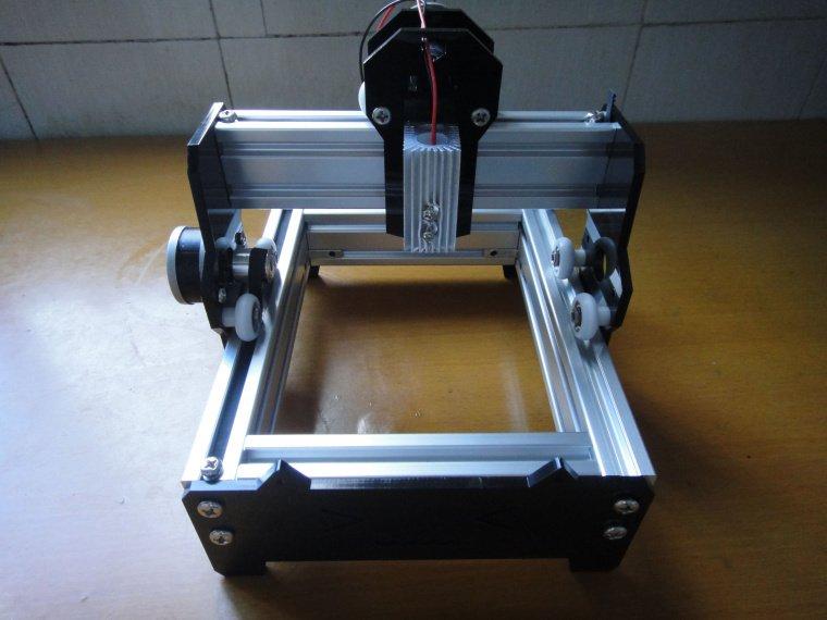 2000mW Mini USB Laser Engraver DIY Wood Engraving Marking Machine Logo Printer