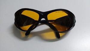 Laser Eye Protection Glasses Safety Goggles Eyewear 190-460nm YAG & Blue Violet