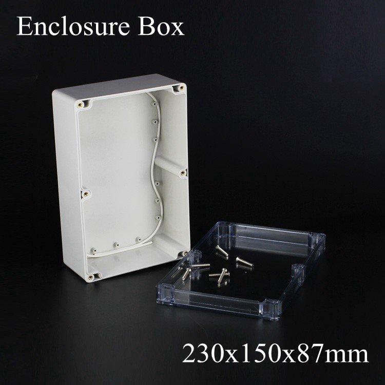 NEMA Outdoor Electrical Plastic Enclosure Weatherproof Waterproof Project Box