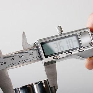 "7"" Stainless Steel Digital LCD Caliper Vernier Gauge Micrometer Electronic Ruler"