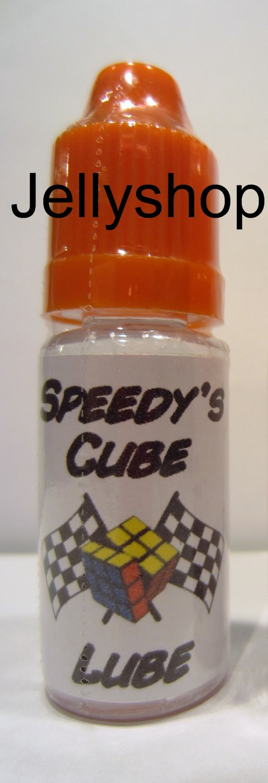 SPEEDY'S CUBE LUBE 12ml SPEEDCUBE LUBRICANT MAGIC RUBIKS SPEEDCUBING 1 bottle