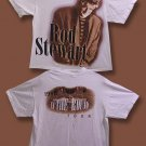 "ROD STEWART - VINTAGE 1996 ""IN THE ROUND"" CONCERT TOUR T-SHIRT / SZ. XL"