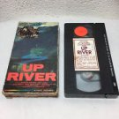 Up River VHS Rare 1988 Morgan Stevens