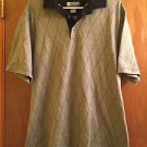 Joseph A.Bank Leadbetter Golf Polo size Medium
