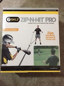 SKLZ Zip-N-Hit Pro Baseball Trainer