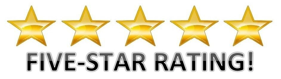 5 Star Feedback Raise Your Rank Quickly