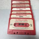 Vintage Disney Cassette Lot Of 6 Walt Disney Storyteller Classic Stories+Music